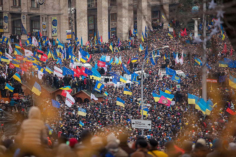 File:Euromaidan Kyiv 1-12-13 by Gnatoush 005.jpg