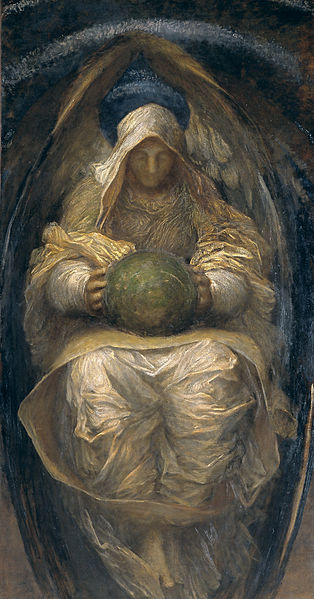 Bestand:George Frederic Watts - The All-Pervading - Google Art Project.jpg