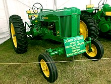 john deere g tractor for sale gmc sonoma radio wiring diagram list of tractors wikipedia model 60 1955
