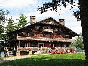 Sagamore Camp, Long Lake, New York