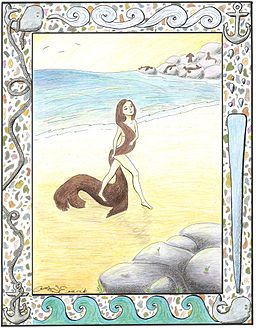 Selkie by Carolyn Emerick 2013