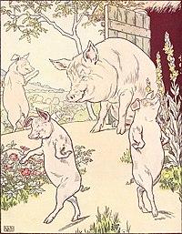 Dessin Animé Trois Petit Cochon : dessin, animé, trois, petit, cochon, Trois, Petits, Cochons, Wikiwand