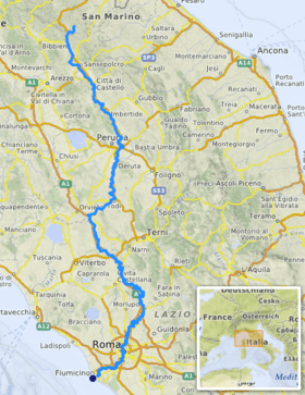 Quel Est Le Plus Long Fleuve Européen? : fleuve, européen?, Tibre, Wikipédia