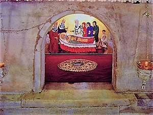 Tombe of Saint Nicolas, Bari, Italy