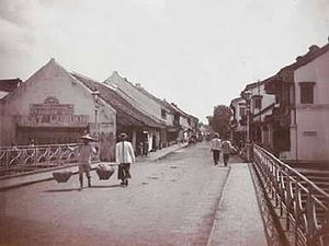 Cina Indonesia  Wikipedia Bahasa Melayu ensiklopedia bebas