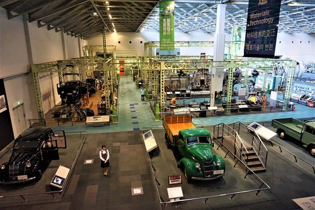 Toyota Commemorative Museum of Industry and Technology - Joy of Museums - 2