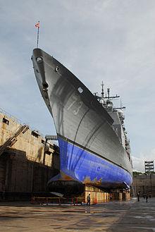 2009 USS Port Royal grounding  Wikipedia