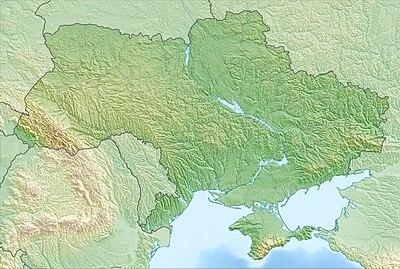 Die Ukraine, Spielball geopolitischer Auseinandersetzungen (Bildquelle: Wikipedia)