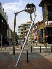 Máquina marciana en Woking