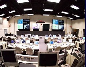 NASA Wallops Flight Facility Range Control Center