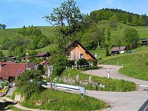 English: Holzinshaus, Black Forest, Baden-Würt...