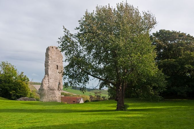 Bramber Castle, West Sussex, England, 14 Sept. 2011 - Flickr - PhillipC