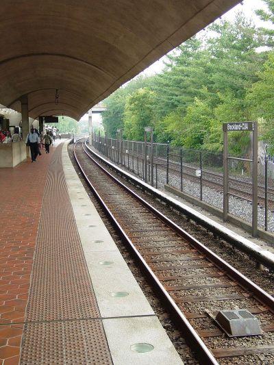 Brookland–CUA station - Wikipedia