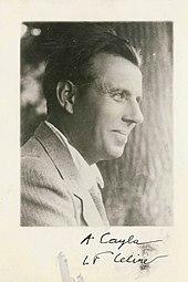 Mouvement Littéraire Louis Ferdinand Céline : mouvement, littéraire, louis, ferdinand, céline, Louis-Ferdinand, Céline, Wikipédia