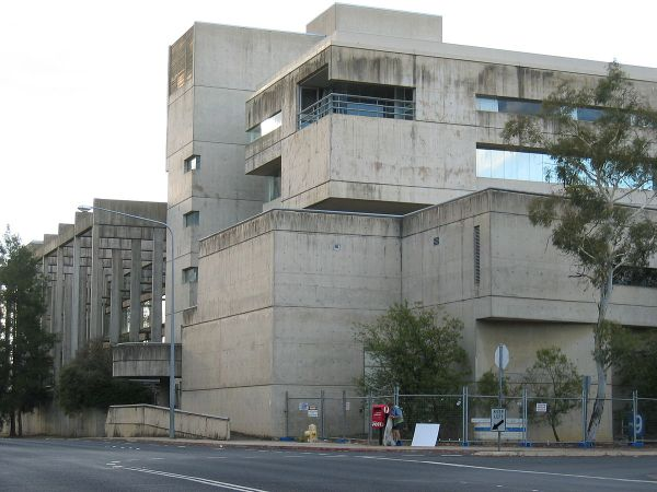 John Andrews Architect Buildings