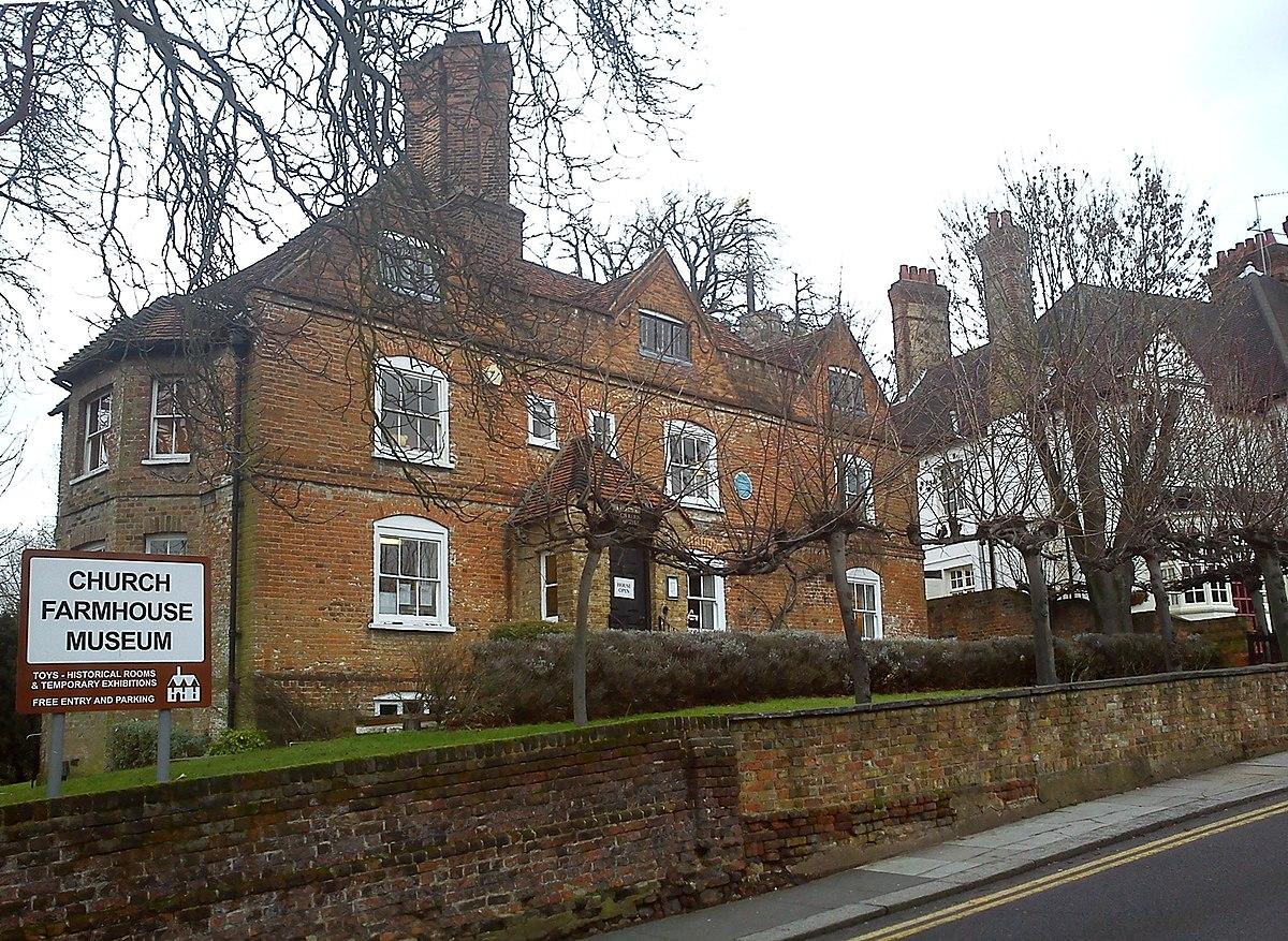Church Farmhouse Museum Wikipedia