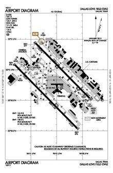 Lovefield Airport Map : lovefield, airport, Dallas, Field, Wikipedia