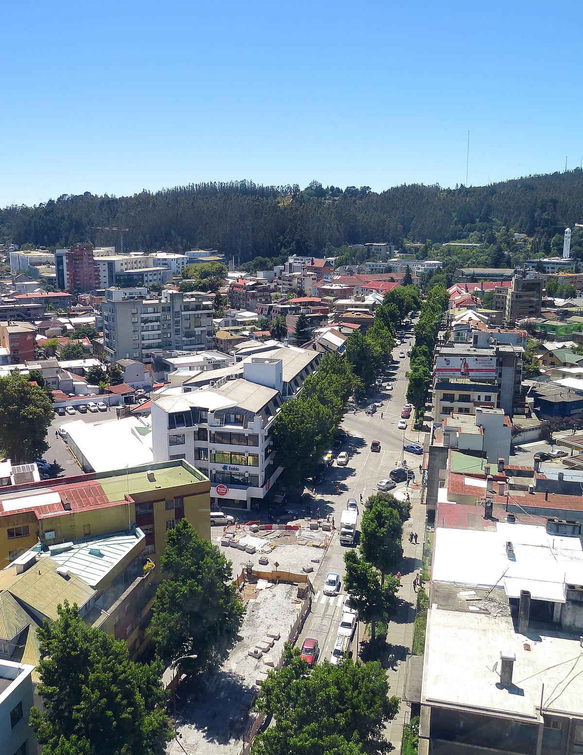 Avenida Diagonal Pedro Aguirre Cerda  Wikipedia la