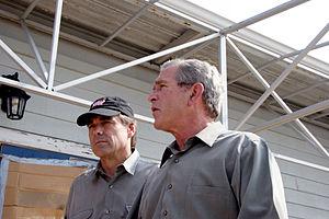Port Arthur, TX, September 27, 2005 -- Preside...