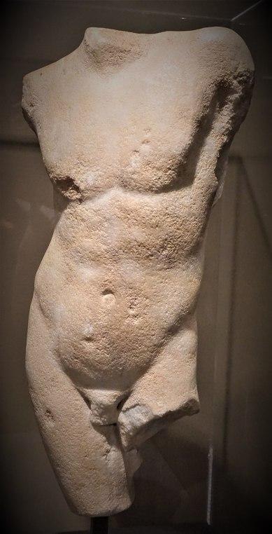 Figure of Apollo - Nicholson Museum