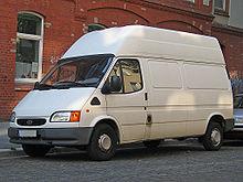 Ford Transit Mk4