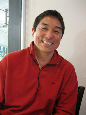 Guy Kawasaki, American venture capitalist and ...