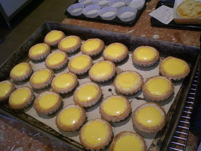 File:HK Food Hot n Fresh Egg Tart.JPG
