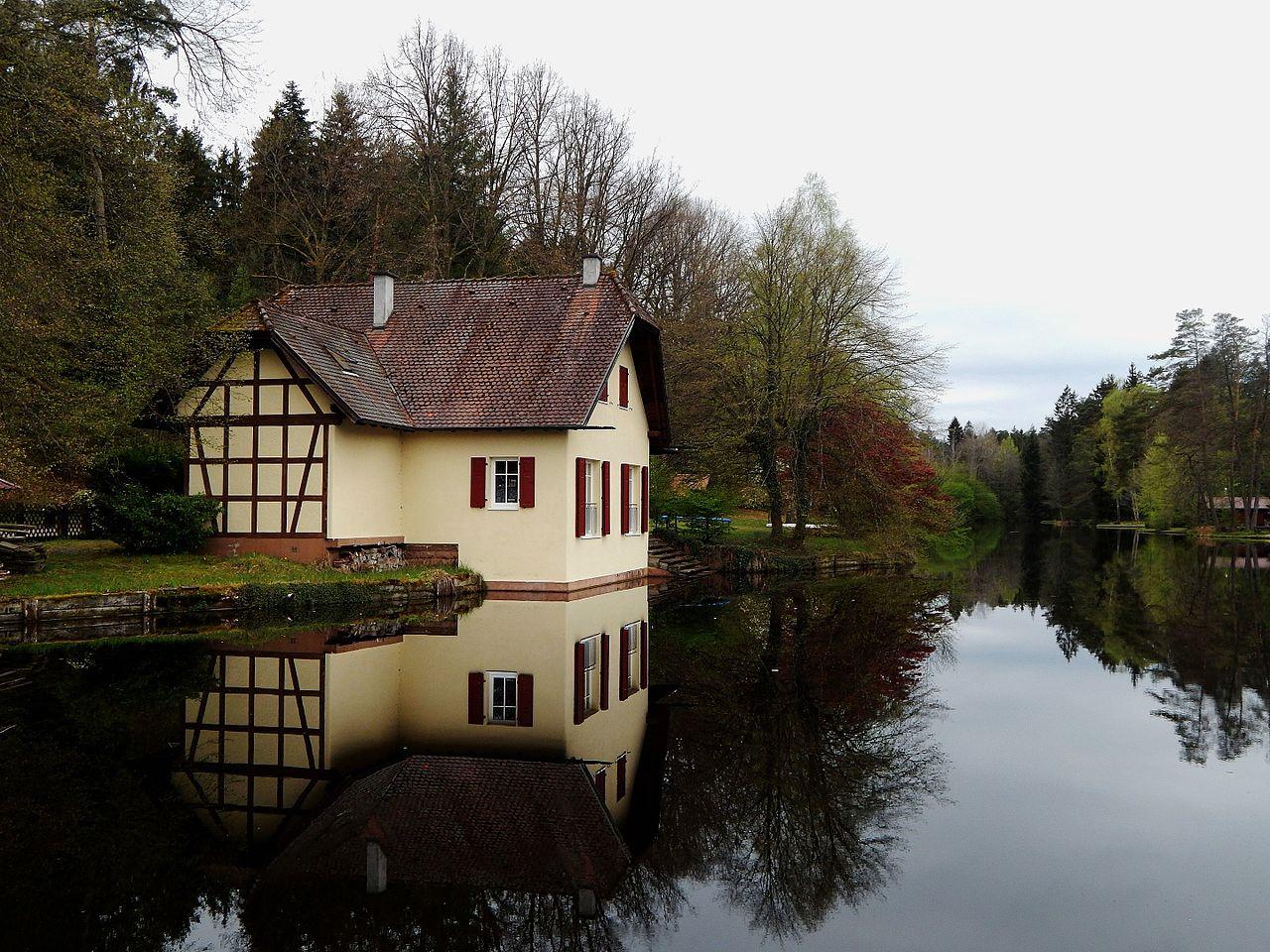 Filehaus Am See, Ludwigswinkel, Biosphärenreservat