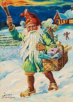 Jultomten Wikipedia