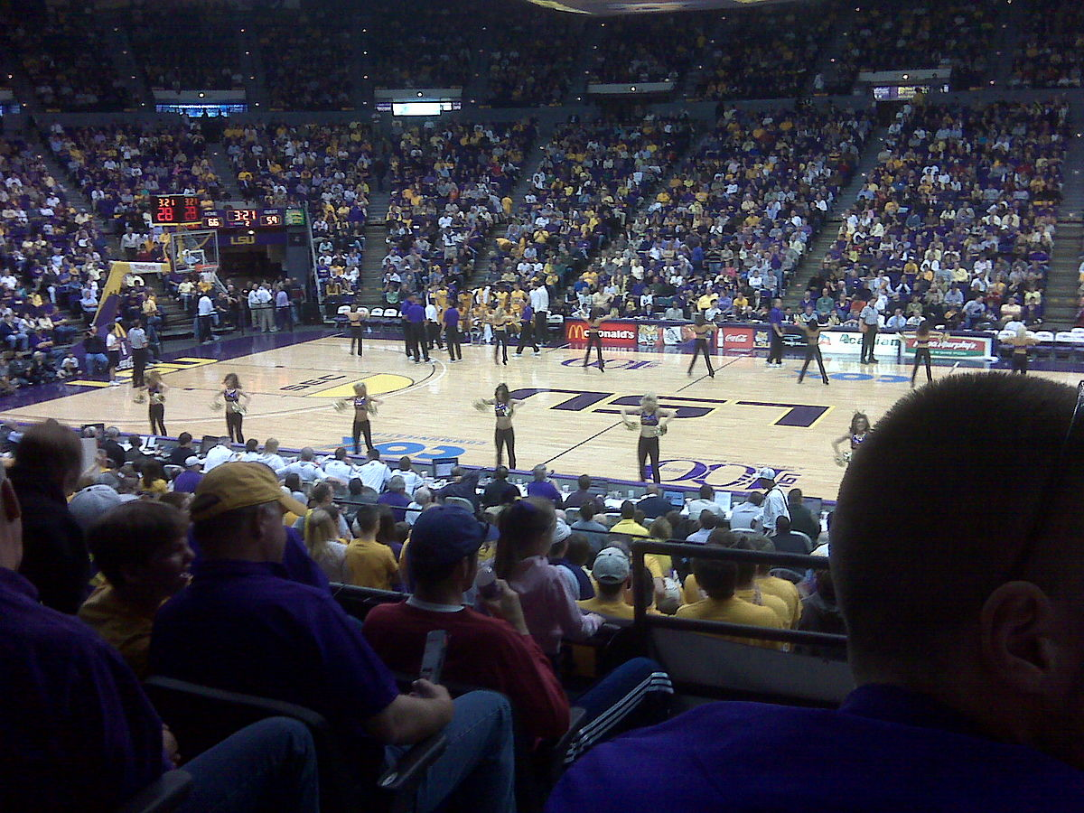 LSU Lady Tigers Basketball Wikipedia