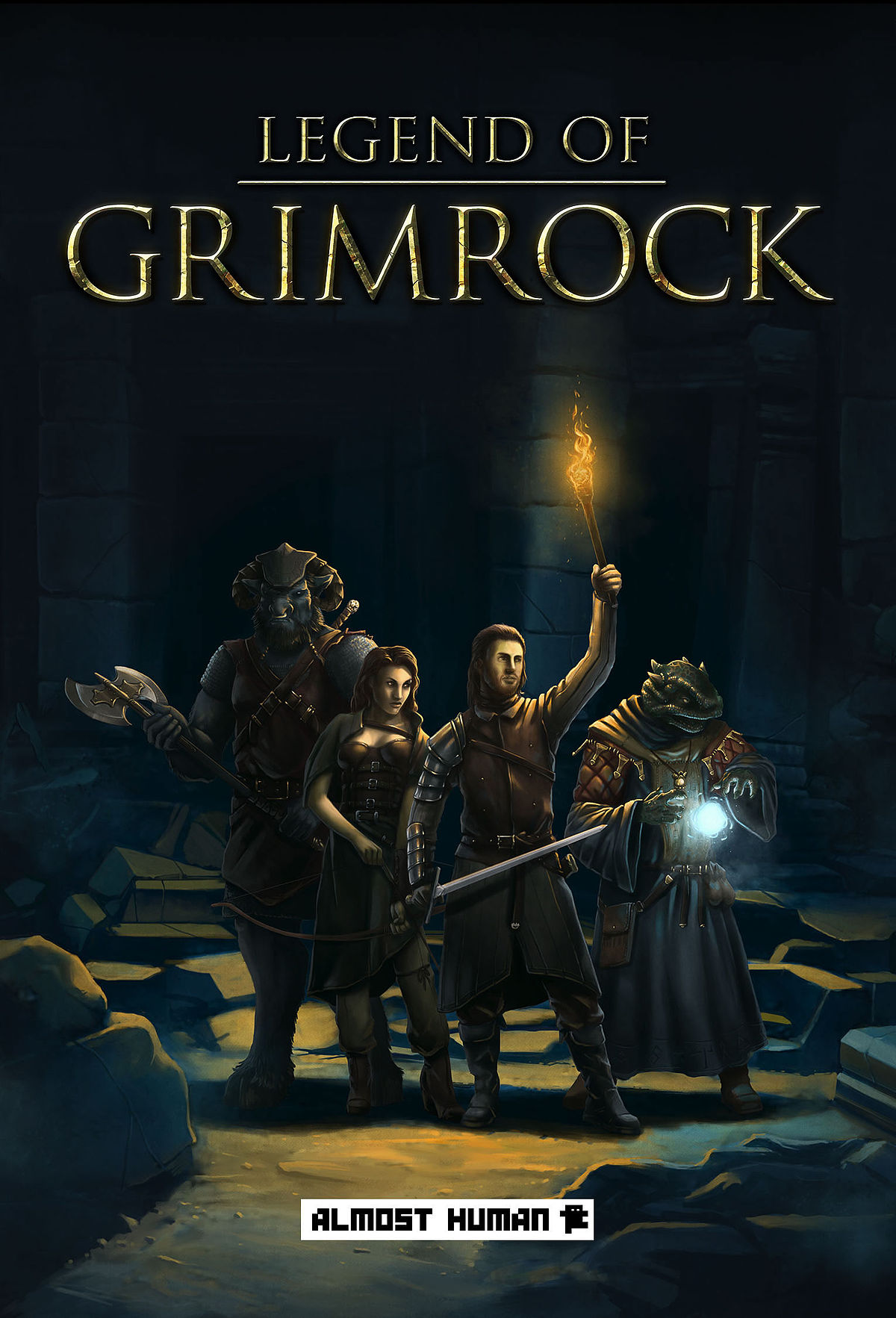 Legend Of Grimrock  Wikipedia