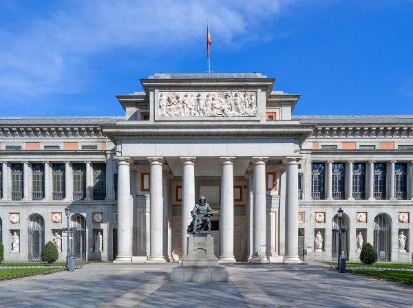 Museo Del Prado - Wikipedia La Enciclopedia Libre