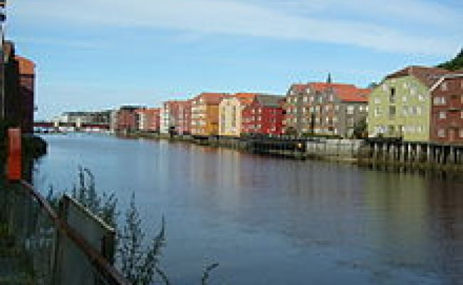 Trondheims Historie Wikipedia Den Frie Encyklopædi