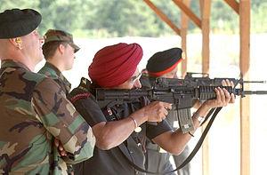 FORT LEWIS, Wash. -- Army Maj. Tom Seagrist, 1...