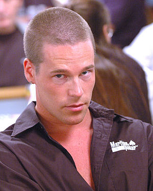 Patrik Antonius at 2006 World Series of Poker.