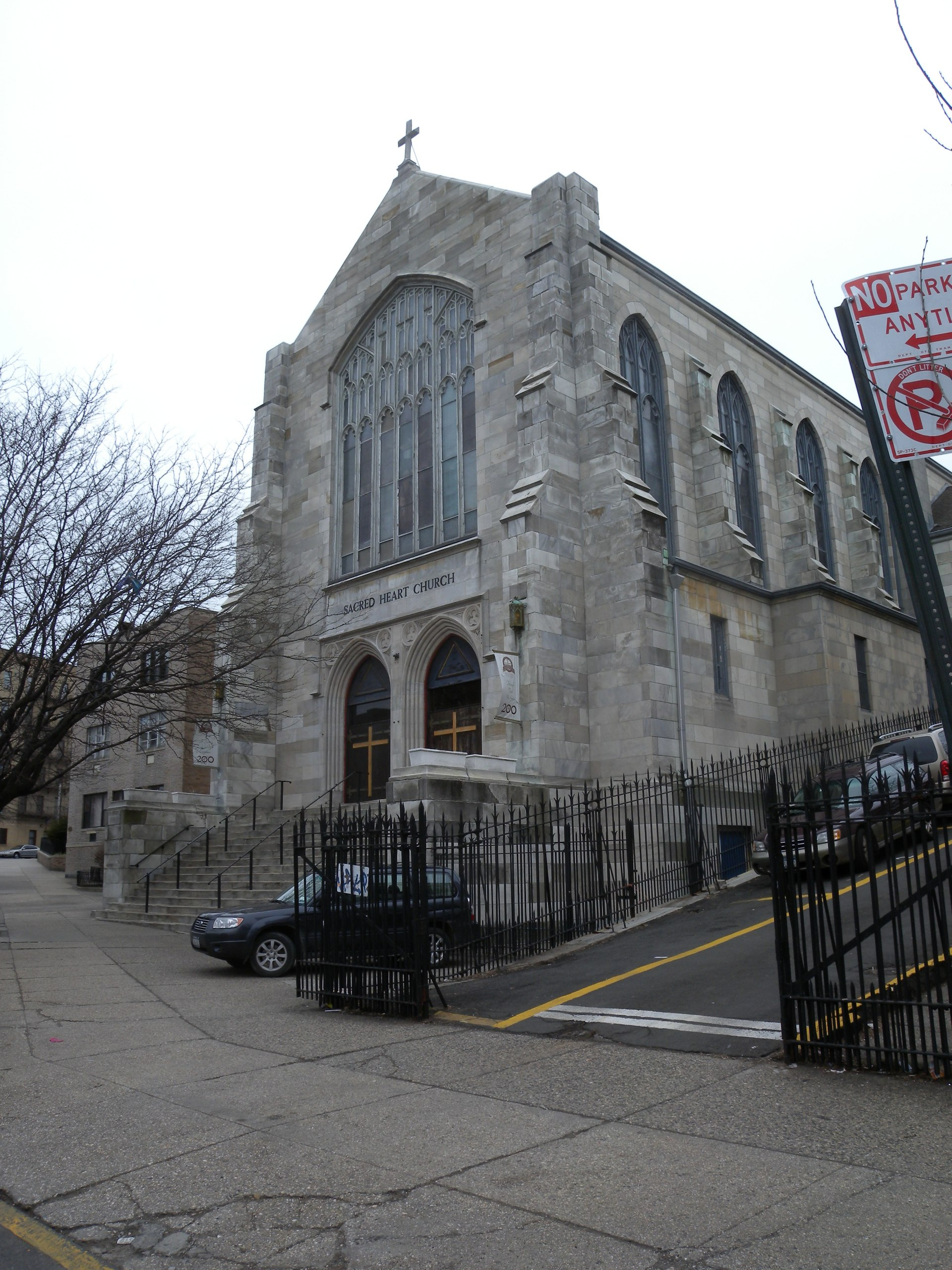 Church of the Sacred Heart Bronx New York  Wikipedia