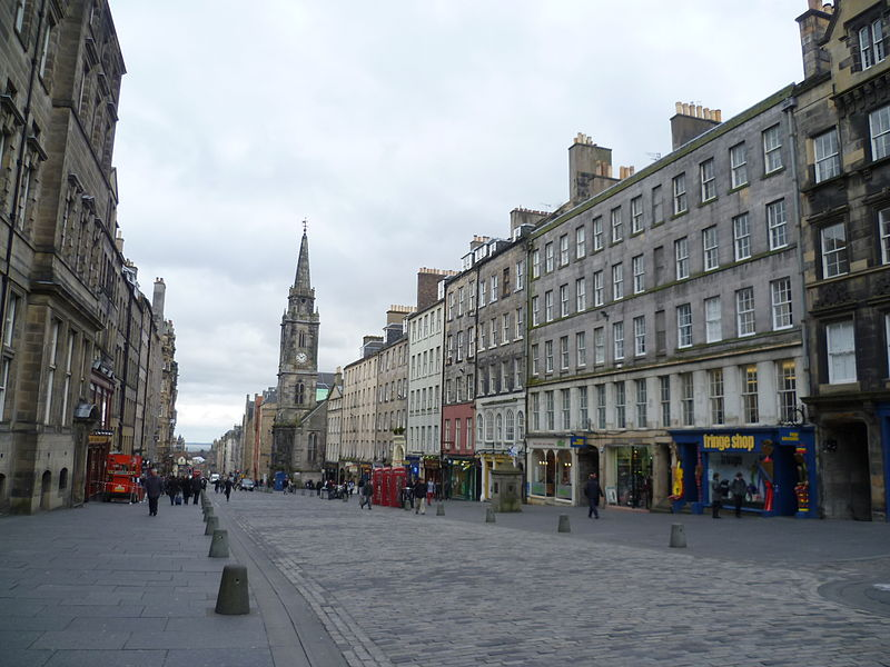 File:The High Street, Edinburgh.JPG