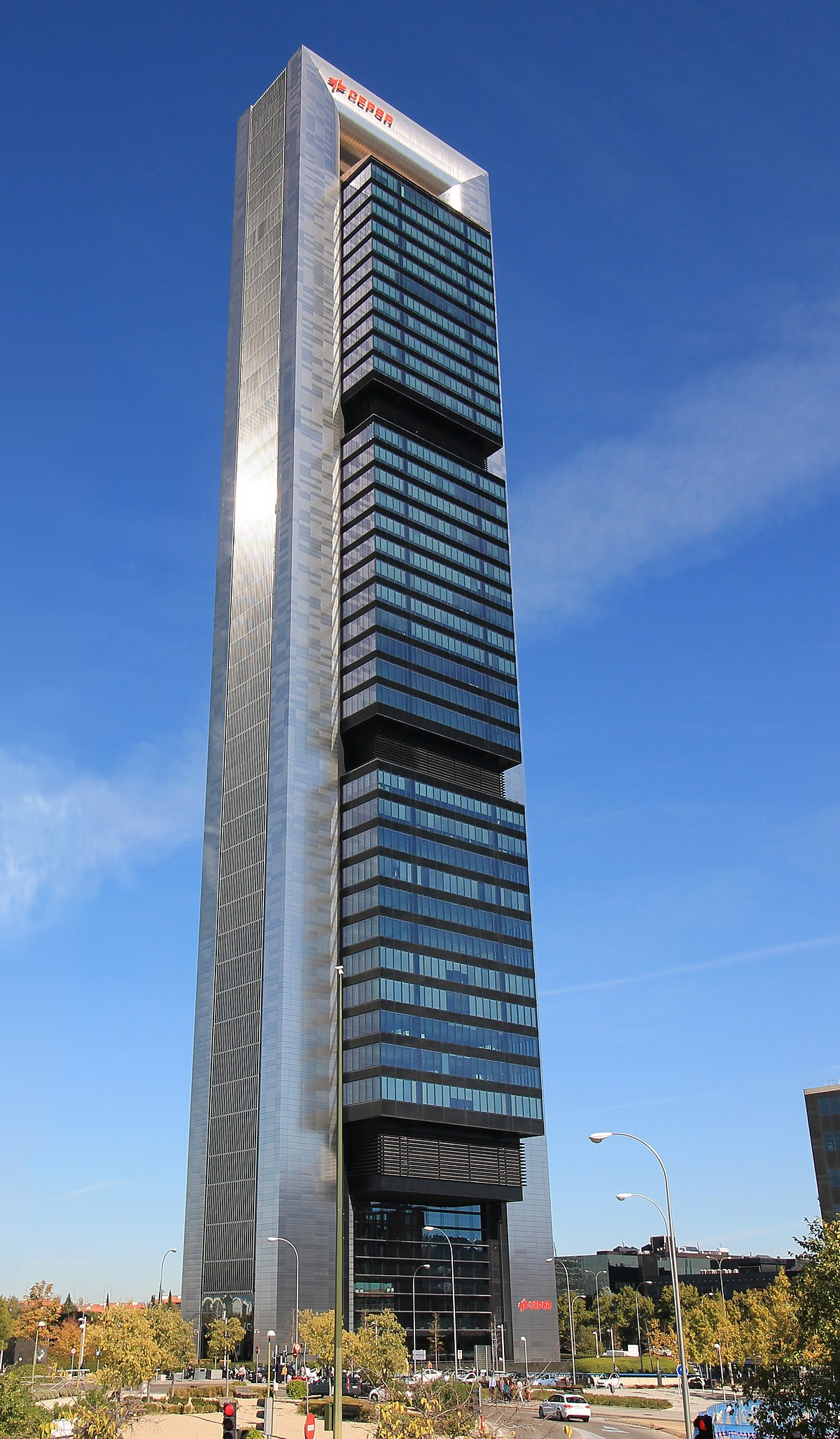 Torre Cepsa  Wikipedia