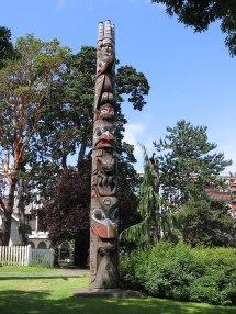 Native American Totem Pole Art