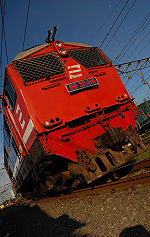 Lokomotif kereta api di Indonesia