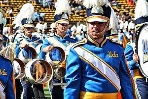 English: UCLA marching band