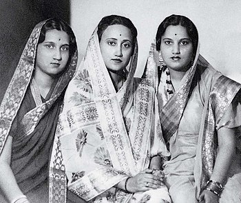 Women in Sarees