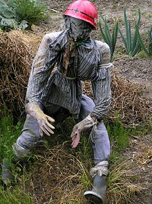 Scarecrow  Wikipedia the free encyclopedia