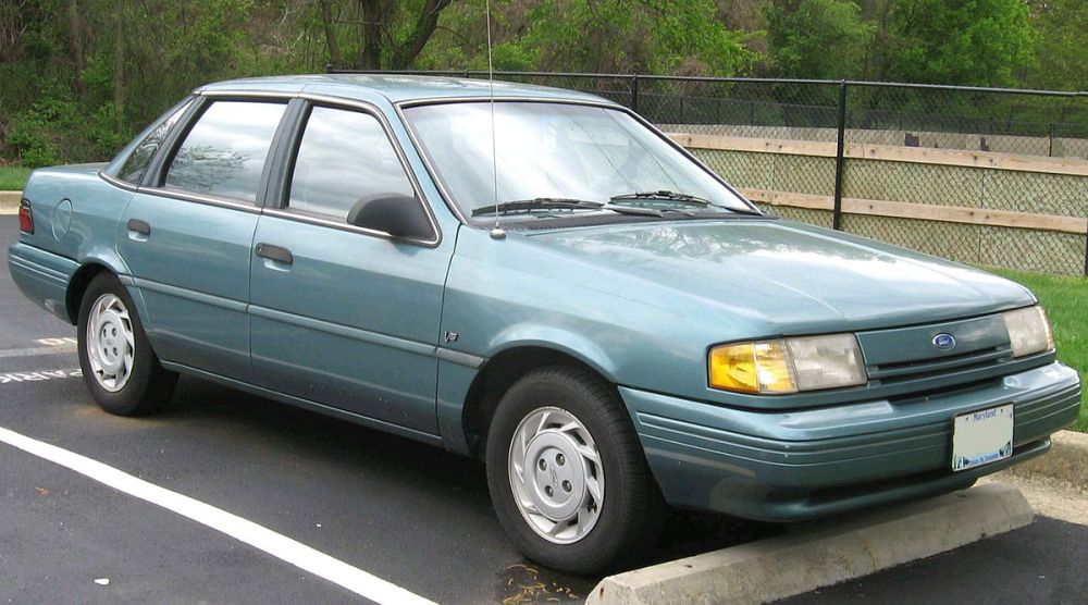 medium resolution of ford tempo wikipedia rh en wikipedia org 1997 ford e250 fuse diagram ford e 350