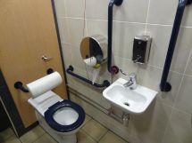 Bathroom Handicapped Toilets