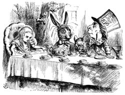 Illustration von John Tenniel (1865)