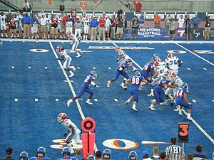 Boise State Vs Louisiana Tech on October 1st, ...