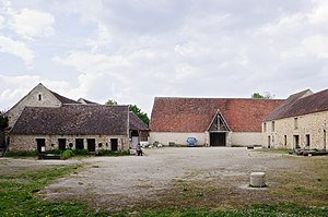 Former Knights Templar commandery in Coulommie...