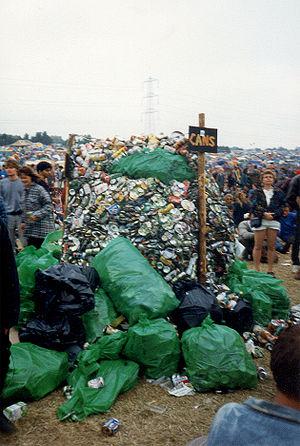 Glastonbury Festival, June 1993