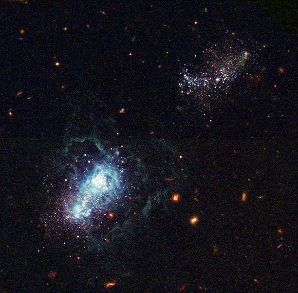File:Hubble - infant galaxy.jpg